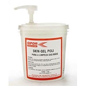Gel Para Limpeza Das Mãos Micropartículas De Pe 5kg C/ Pump