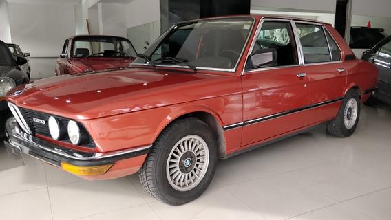 Bmw 520 At 1981