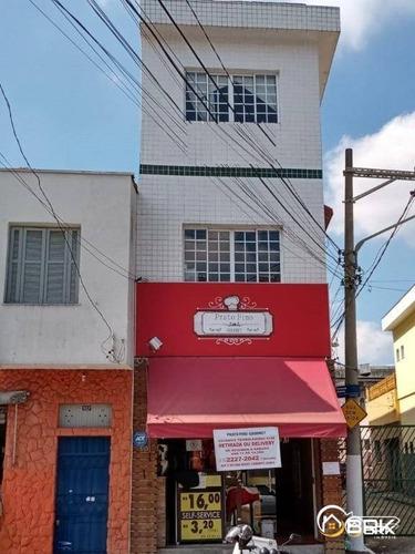 Sala Comercial Para Locação  No Tatuapé . - Sa0013