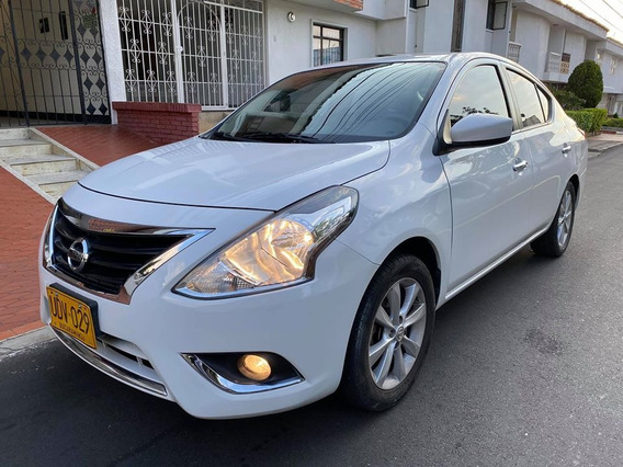 Nissan New Versa Advance 1.6 C.c Mt Full Equipo 2016 Sedan