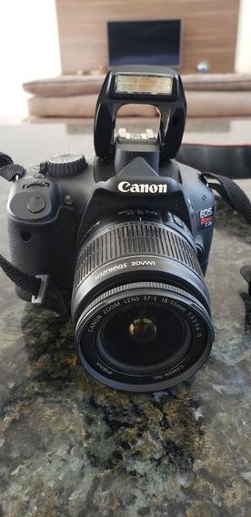 Câmera/ Filmadora Canon T2i, Em Bom Estado.!!