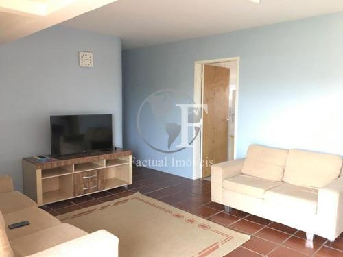 Apartamento Com 4 Dormitórios À Venda, 130 M² - Enseada - Guarujá/sp - Ap10524