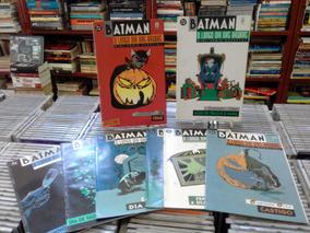 Batman O Longo Dia Das Bruxas Mini Serie Completa 8 Volumes
