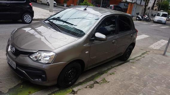 Toyota Etios 1.5 16v Xs 5p 2018