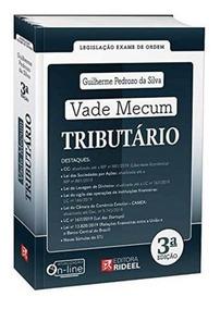 Vade Mecum Tributario - Guilherme Pedrozo - 3ª Ed 2019