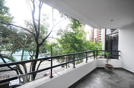Apartamento Para Aluguel - Panamby, 4 Quartos, 140 - 892803070