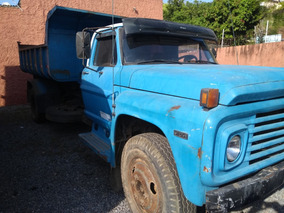 Ford F11000 Basculante Ano 83 Motor Mercedes Já No Documento