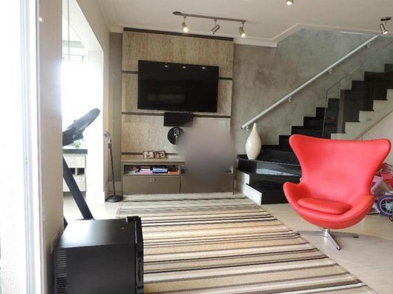 Espetácular Loft Duplex Em Sbc - Localização Privilegiada - 2 Vagas - Lf0007