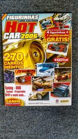 Álbum Hot Car 2006, Completo E Colado. 49,99