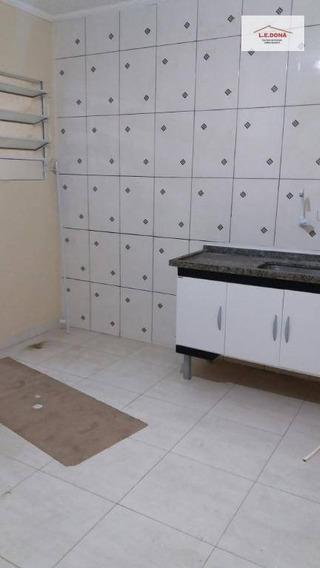 Apartamento Com 2 Dormitórios Para Alugar, 57 M² Por R$ 1.500,00/mês - Vila Yara - Osasco/sp - Ap1907