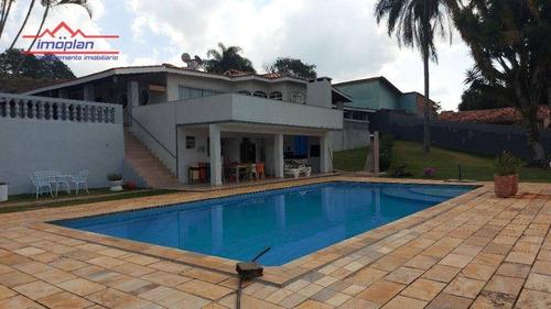 Imagem 1 de 30 de Chácara Com 4 Dormitórios À Venda, 1484 M² Por R$ 4.000.000,00 - Penha - Bragança Paulista/sp - Ch0213