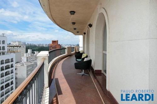 Imagem 1 de 15 de Apartamento - Jardim Paulista  - Sp - 593509