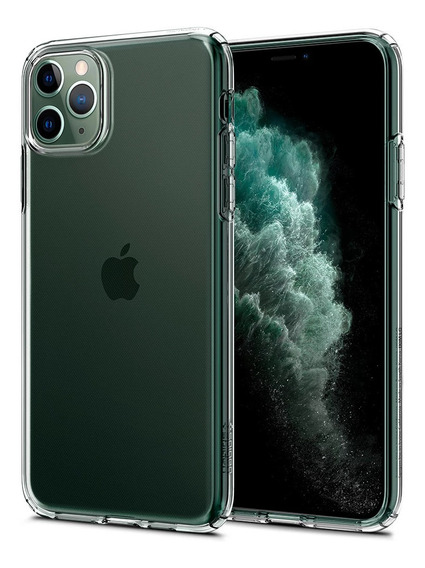 iPhone 11 Pro Max Funda Spigen Liquid Crystal