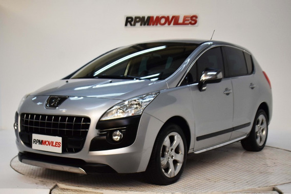 Peugeot 3008 1.6 Allure Thp 163cv Tiptronic 2014 Rpm Moviles