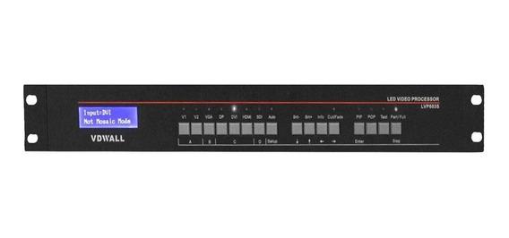 Processador De Vídeo Vga/dvi/hdmi/sdi/hd Sdi -lvp603s Proled
