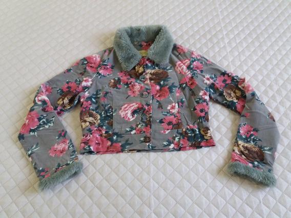 Jaqueta Curta Bolero Feminino Casaquinho Casual Blusa De Frio Inverno Modelo Exclusivo Seminova Parcela Em 12x Sem Juros