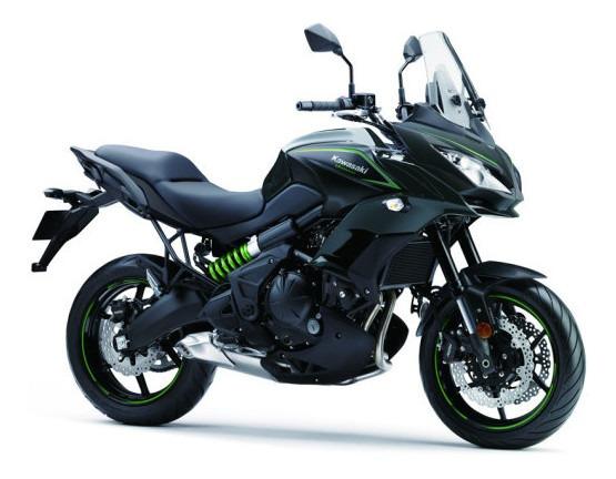 Kawasaki Versys 650 Abs 2018
