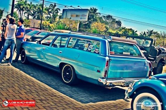 Ford Custom 500 Ranch Wagon (galaxie, Maverick, F100, Squire