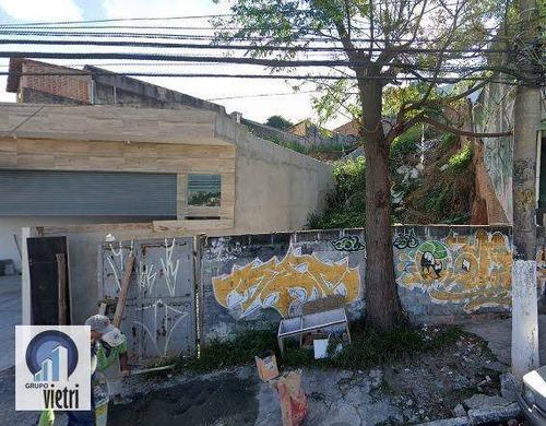 Imagem 1 de 1 de Avenida Santa Monica Frente - 10 Direito - 36,94 Esquerdo - 41,50 Fundos - 5 - Te0712