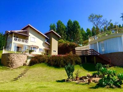 Casa Em Condomínio Capela Do Barreiro, Itatiba/sp De 450m² 4 Quartos À Venda Por R$ 1.400.000,00 - Ca61397