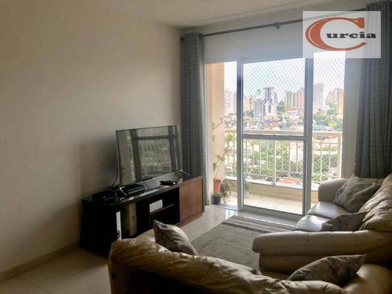 Apartamento Com 3 Dormitórios À Venda, 93 M² Por R$ 998.000 - Vila Firmiano Pinto - São Paulo/sp - Ap5501