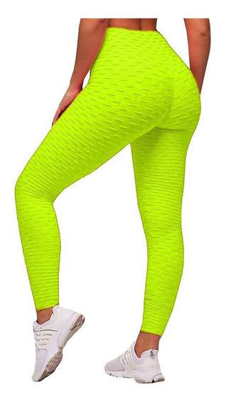 Leggins Yoga Malla Deportiva Anti-celutis Calidad Premium