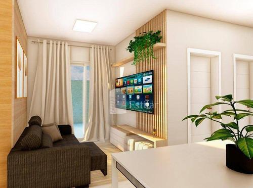 Imagem 1 de 9 de Apartamento 03 Quartos (01 Suíte) No Pedro Moro, São José Dos Pinhais - Ap3551