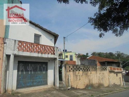 Imagem 1 de 3 de Terreno Residencial À Venda, Jaraguá, São Paulo. - Te0105