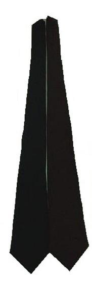 Corbata De Caballero Unicolor Para Uniforme En Poliéster