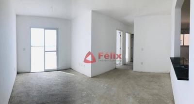 Apartamento Com 3 Dormitórios À Venda, 77 M²- Condomínio Avalon - Tremembé/sp - Ap1429