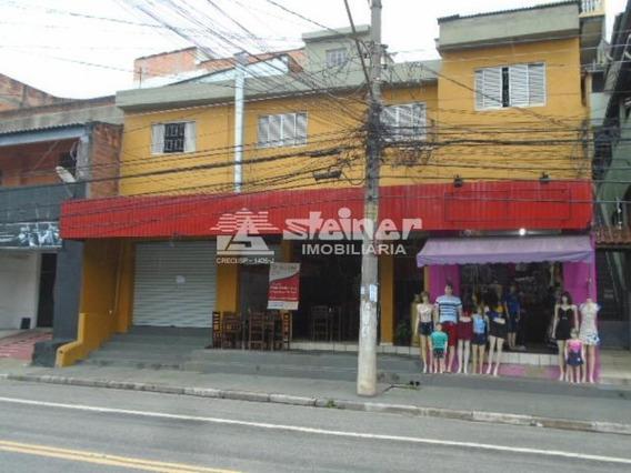 Aluguel Casa 1 Dormitório Cocaia Guarulhos R$ 500,00 - 24604a
