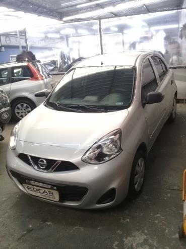 Nissan March S 1.0 Flex 4pts Completo Unico Dono