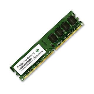 Memoria,certificado Para La Memoria De Samsung 2gb Ddr3-..