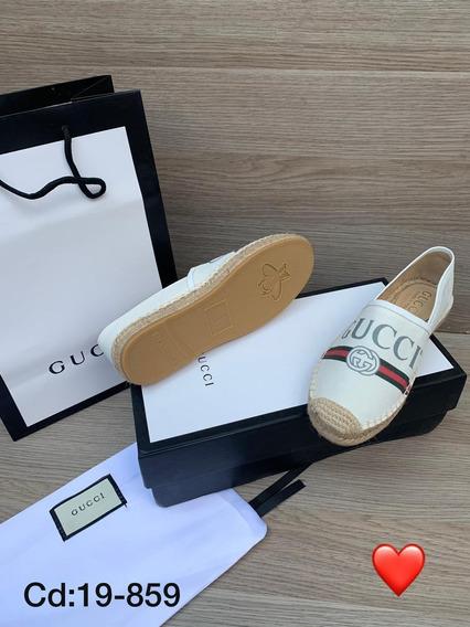 Zapato Gucci Dama 1075