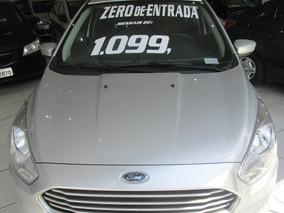 Ford Ka 1.5 Sedan Zero De Entrada + 60 X 1.099,00 Fixas