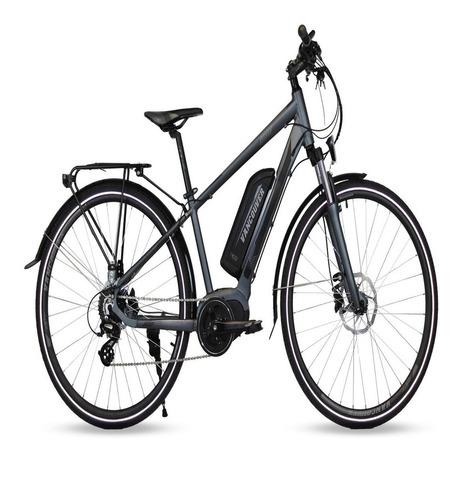 Bicicleta Electrica Gw Vancouver 8vel  Linterna Hidraulico