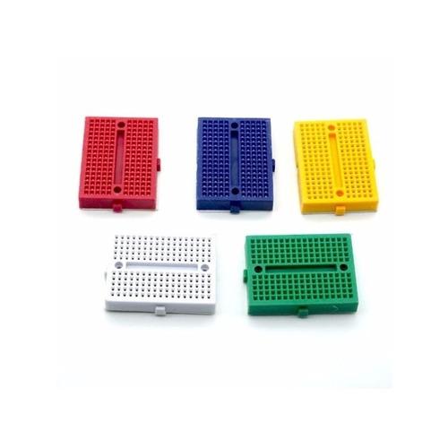 Imagen 1 de 1 de Mini Protoboard Breadboard Proto Pequeño Arduino Micro