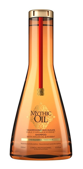 Shampoo Mythic Oil Cabello Normal 250 Ml Loreal Pro