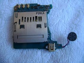 Placa Principal Da Câmera Sony Modelo Dsc-w630
