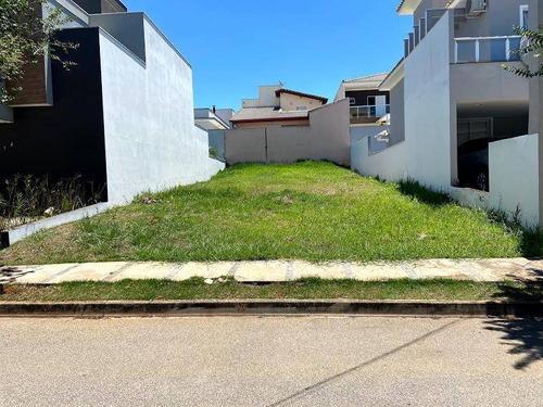 Terreno À Venda, 250 M² Por R$ 280.000,00 - Condomínio Vila Do Bosque - Sorocaba/sp - Te4602