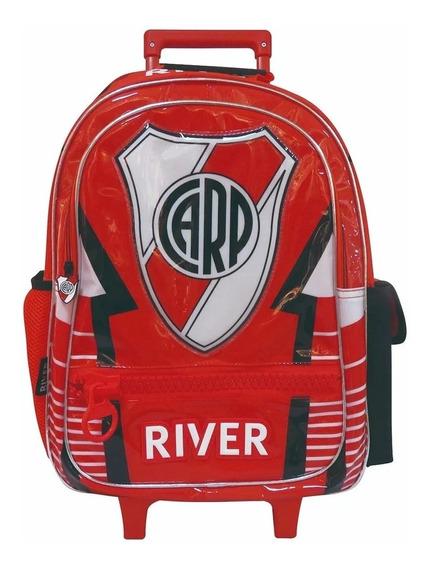 Mochila River Plate Carrito Carro 18pulg Ri261 Cresko