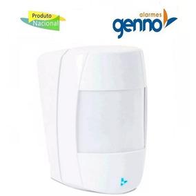 Sensor Infravermelho Ivp 500 Digital Genno Ecp Intelbras Jfl