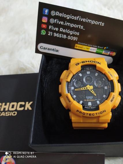 Relógio Masculino G Shock Prova D