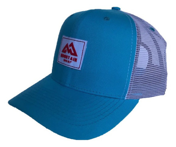 Boné Mountain Wear Azul Bebê / M010