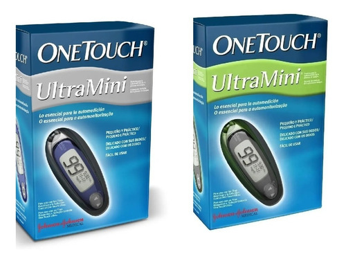 Medidor Glucosa Diabetes One Touch Ultra Con 35 Tiras R