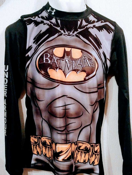 Playera Under Edición Batman