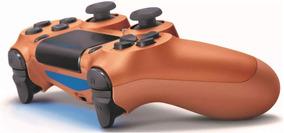 Controle Dualshock 4 Ps4 Copper Original Sony