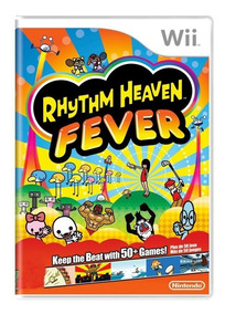 Jogo Rhythm Heaven: Fever - Wii