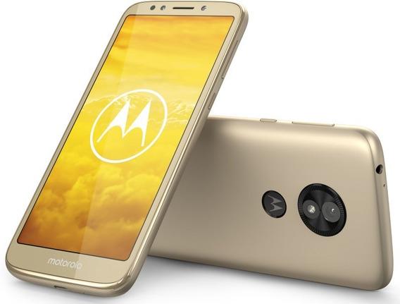 Celular Liberado Moto E5 Play Xt1920-18 5.3 Dorado Motorola
