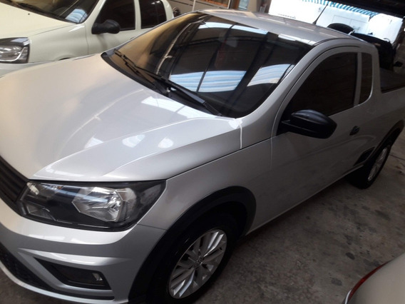 Volkswagen Saveiro Cabina Y Media Full